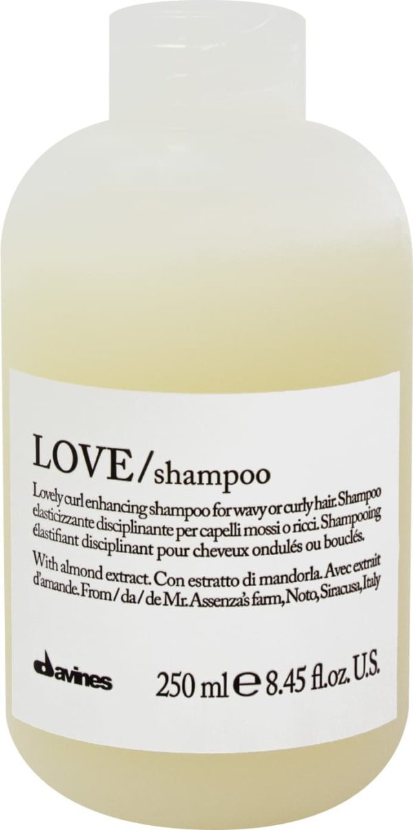 DAVINES Essential LOVE Curl shampoo 250 ml.