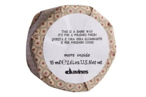 DAVINES MI This is a shine wax 75 ml.