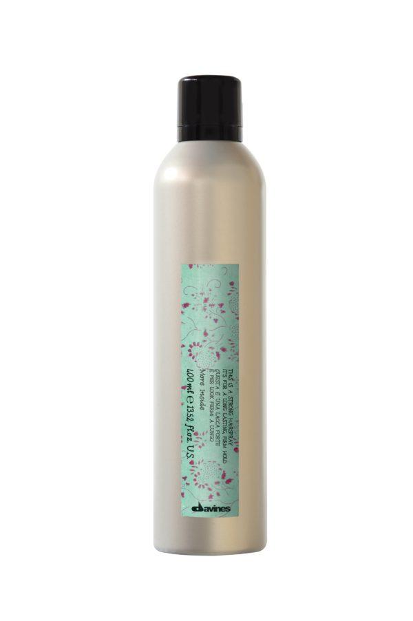 DAVINES MI Strong Hold Hairspray 400 ml.