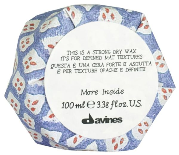 DAVINES MI Strong Dry Wax 75 ml.