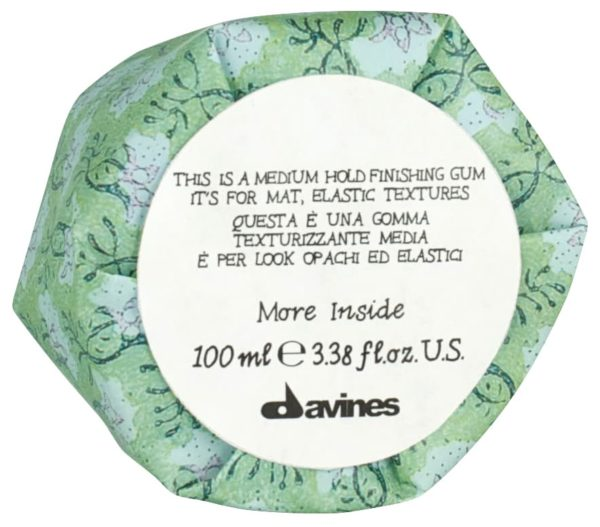 DAVINES MI Medium Hold Finishing Gum 75 ml.