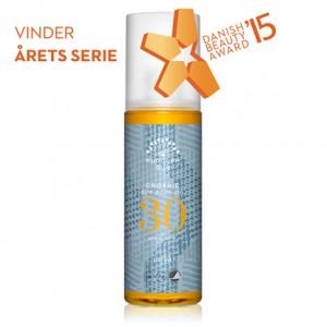 sun body oil spf 30